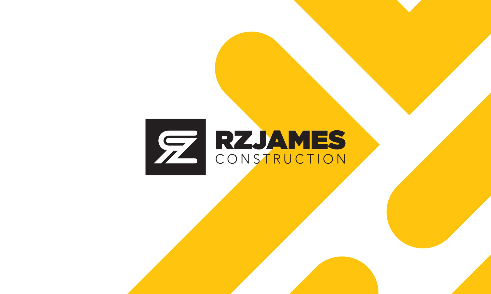 RZJames Construction Logo